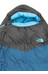 The North Face Blue Kazoo Sleeping Bag Long ensign blue/asphalt grey